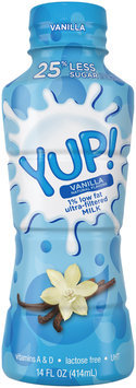 YUP!® Vanilla Milk 14 fl. oz Bottle