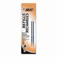 BICMRC21BK - BIC Clear Clic Wide Body/Velocity Pen Refills