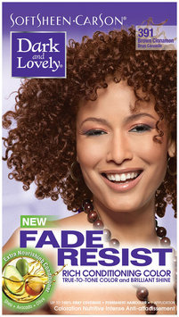 SoftSheen-Carson® Dark and Lovely® Fade Resist Rich Conditioning Color 391 Brown Cinnamon 1 Kit Box