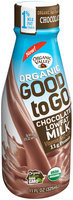 Organic Valley® Good to Go™ Organic Chocolate Low Fat Milk 11 fl. oz. Plastic Bottle