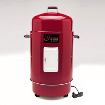 Brinkmann 810-7080-4 Gourmet Electric Smoker & Grill- Red
