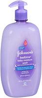 Johnson's® bedtime® Baby Moisture Wash 28 fl. oz. Bottle