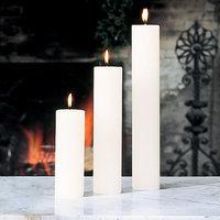 Studio A Pillar Candle Size: 6