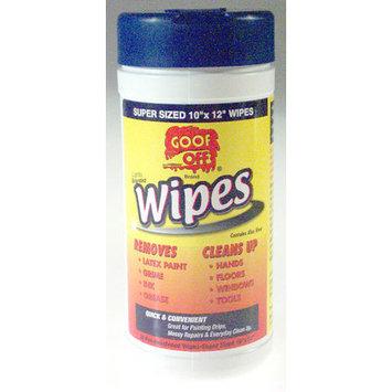 WM Barr FG681 30 Count 10x12 Goof Off Wipes