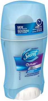 Secret Outlast Xtend Invisible Solid Completely Clean Antiperspirant/Deodorant
