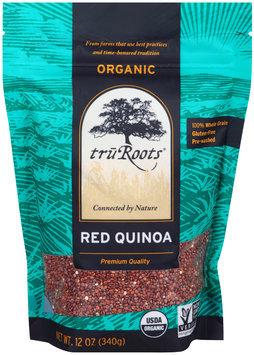 TruRoots® Organic Red Quinoa 12 oz. Stand-Up Bag