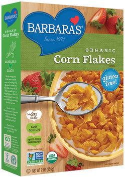 Barbara's® Organic Corn Flakes Cereal 9 oz. Box