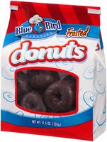 Blue Bird® Frosted Donuts 11.5 oz. Bag