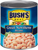 Bush's Best® Great Northern Beans 111 oz. Can