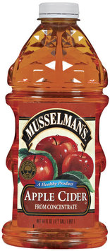 Musselman's  Apple Cider 64 Oz Bottle