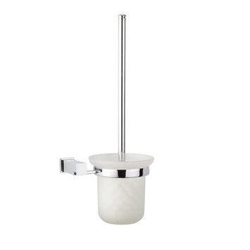 Dawn 95010501BN Toilet Brush and Holder in Chrome