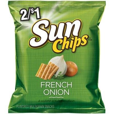 Sun Chips® French Onion Multigrain Snacks 1.25 oz. Bag