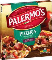 Palermo's® Pizzeria Medium Crust Hand Tossed Style Supreme Pizza 23.4 oz. Box