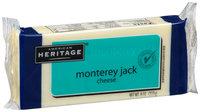American Heritage® Monterey Jack Cheese 8 oz. Pack