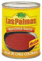 Las Palmas Medium Red Chile Sauce 19 Oz Can