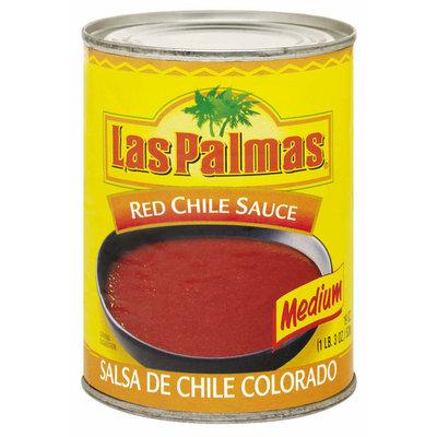 Las Palmas Medium Red Chile Sauce 19 Oz Can