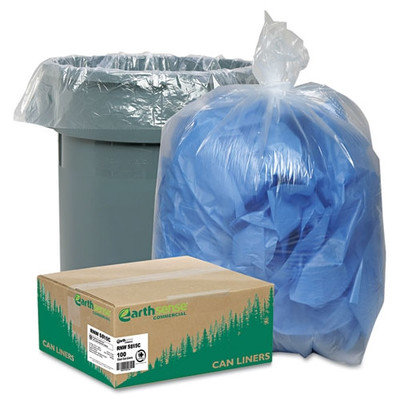 Earthsense Commercial Recycled Can Liners