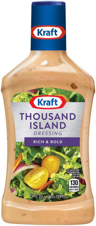Kraft Thousand Island Dressing Review