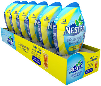 Nestea® Black Tea with Lemon Liquid Water Enhancer 6-1.76 fl. oz. Bottles
