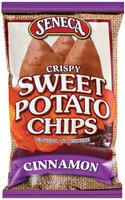 Seneca® Crispy Cinnamon Sweet Potato Chips 2.5 Oz Peg