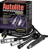 Autolite Professional Series W/Wires Displayed Wire Set 1 Ct Box