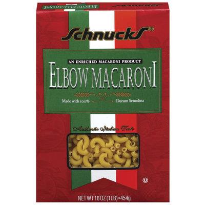 Schnucks Elbow Macaroni