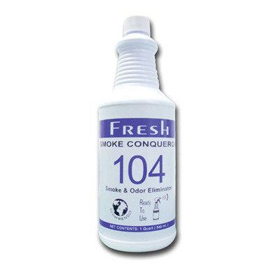 Fresh Products Deodorizers Smoke Conqueror 104 Smoke & Odor