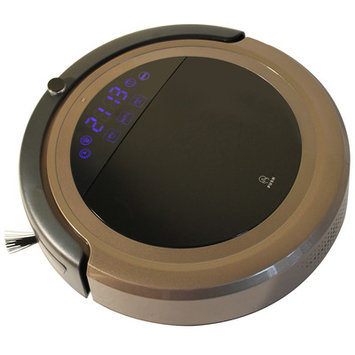 Infinuvo Hovo 710 Robotic Vacuum Color: Champagne