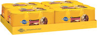 Pedigree Meaty Ground Dinner W/Chopped Beef 13.2 Oz Wet Dog Food 6 Ct Cans