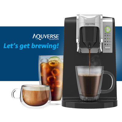 Aquverse Single Serve Coffee Maker