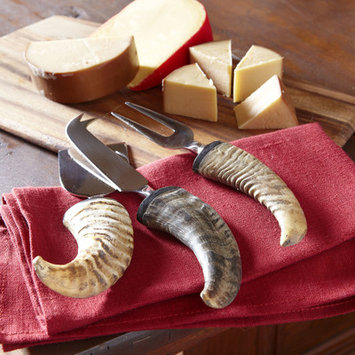 Birch Lane Amato 3-Piece Cheese Set