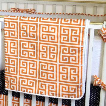 Bebe Chic Alex 4 Piece Crib Bedding Collection-Alex Blanket Set