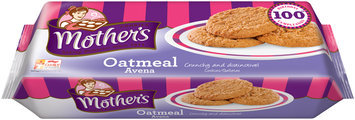 Mother's® Oatmeal Cookies 12.5 oz. Pack