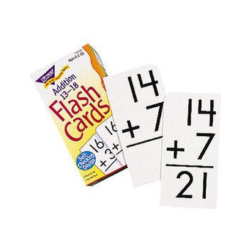 Trend Enterprises Inc TREND ENTERPRISES T-53102 FLASH CARDS ADDITION 13-18-99/BOX