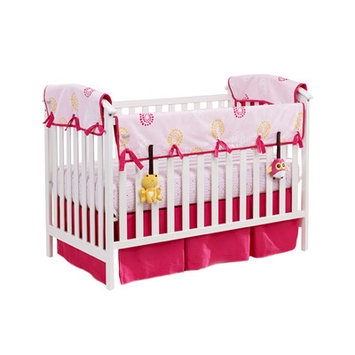 Babee Talk Eco Teether Crib Rail Cover Size: 51
