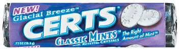 Certs Glacial Breeze Classic Mints