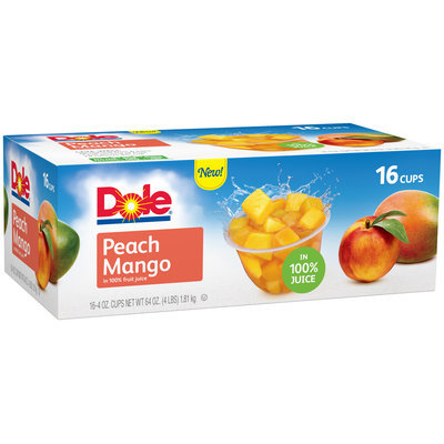 Dole Peach Mango