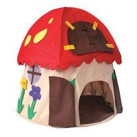 Jumpking Bazoongi Kids Mushroom House Play Structure