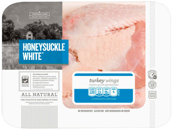 Honeysuckle White® Turkey Wings 2.35 lb. Tray