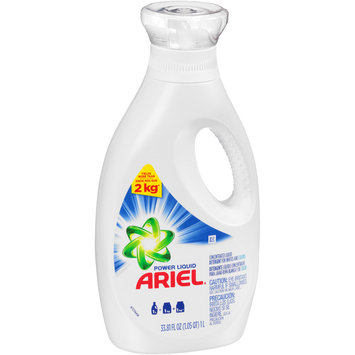 Ariel® Power Liquid Detergent 33.81 fl. oz. Bottle