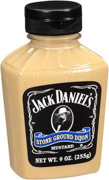 Jack Daniel's® Stone Ground Dijon Mustard 9 oz. Plastic Jar