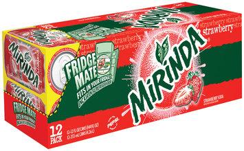 Mirinda® Strawberry Soda 12 Pack 12 fl. oz. Cans