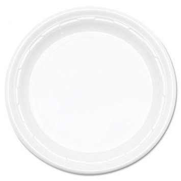 Dart Impact Plastic Plate
