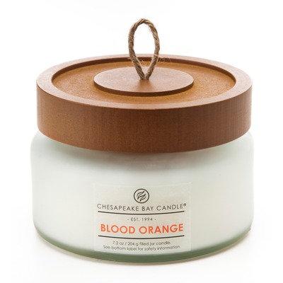 Chesapeake Bay Candles Hertitage Blood Orange Jar Candle