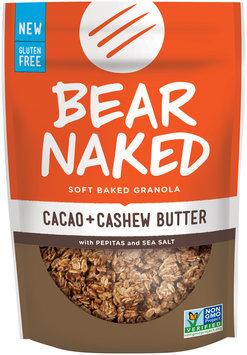 Bear Naked® Cacao + Cashew Butter Soft Baked Granola 11 oz. Bag