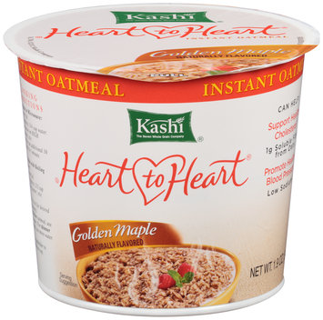 Kashi® Heart to Heart® Golden Maple Instant Oatmeal 1.9 oz. Cup