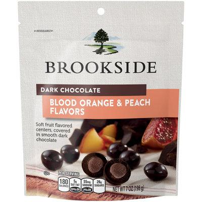 Brookside Dark Chocolate Blood Orange & Peach Flavors 7 oz. Bag
