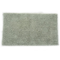 Textile Decor Castle 2 Piece 100% Cotton Melbourne Spray Latex Bath Rug Set, 24 H X 17 W and 30 H X 20 W