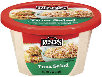 Reser's Fine Foods  Tuna Salad 12 Oz Tub