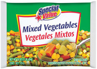 Special Value Mixed Vegetables